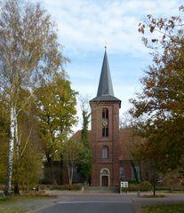 Paulus-Kirche in Gnarrenburg