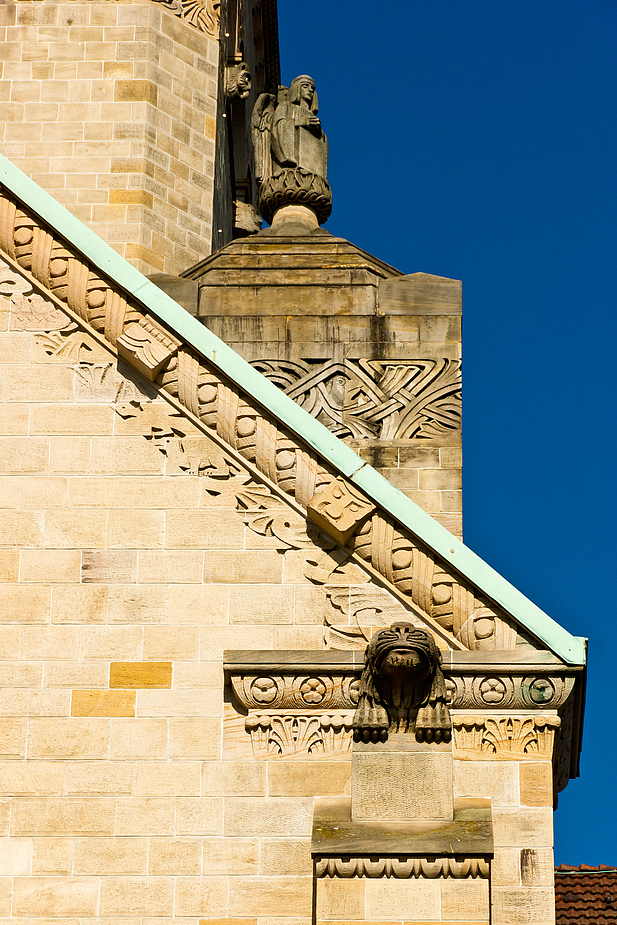 Pauluskirche - Detail2
