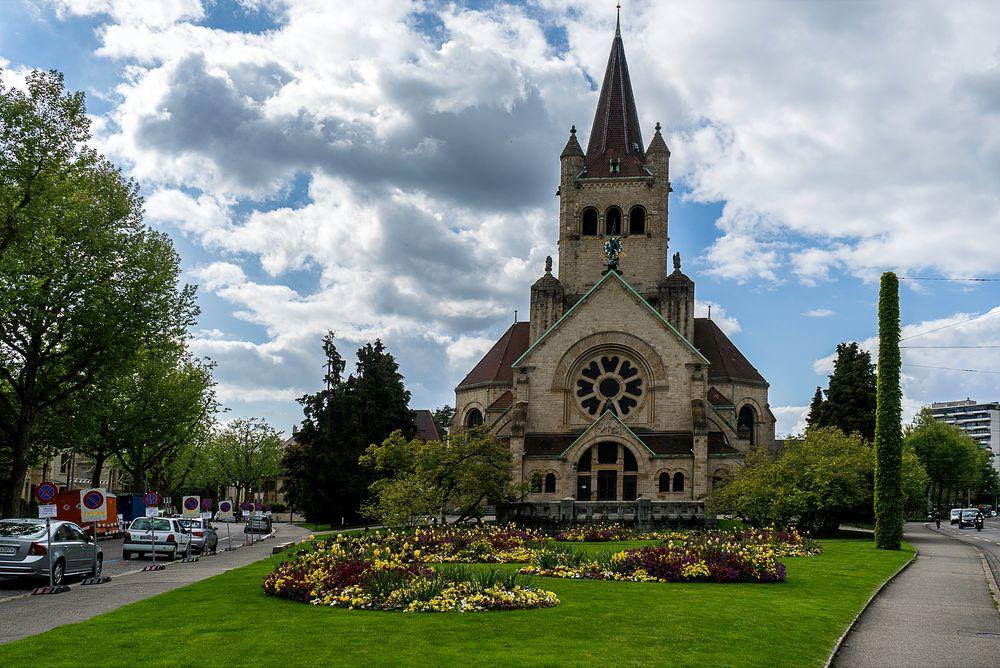Pauluskirche in Basel