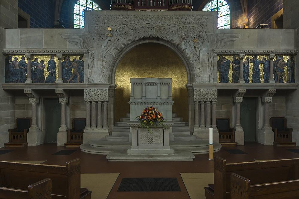 Pauluskirche Innenraum 03