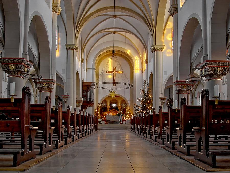 Pauluskirche Recklinghausen 1