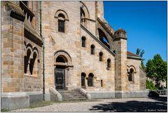 Pauluskirche - Seitenansicht