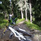 Pause auf dem Bergstadl Trakl in Saalbach Hinterglemm
