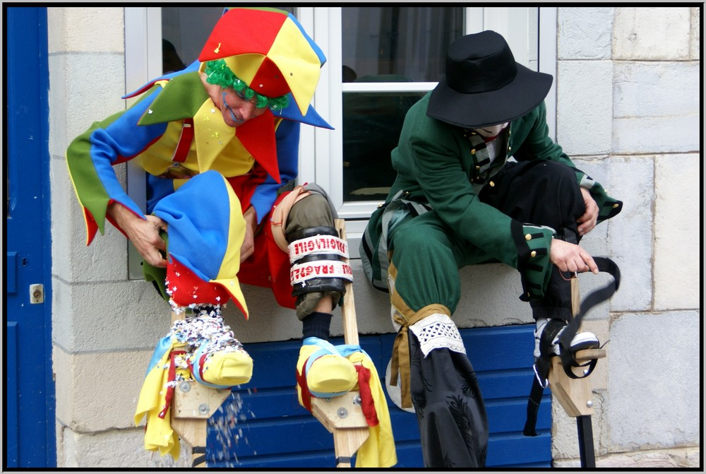 Pause carnaval