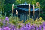 Pavillion im Botanischen Garten Augsburg