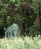 Pavillion im Park