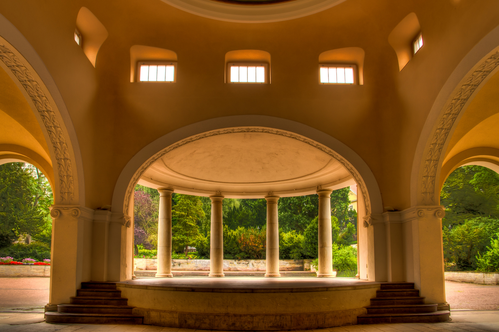Pavillon...