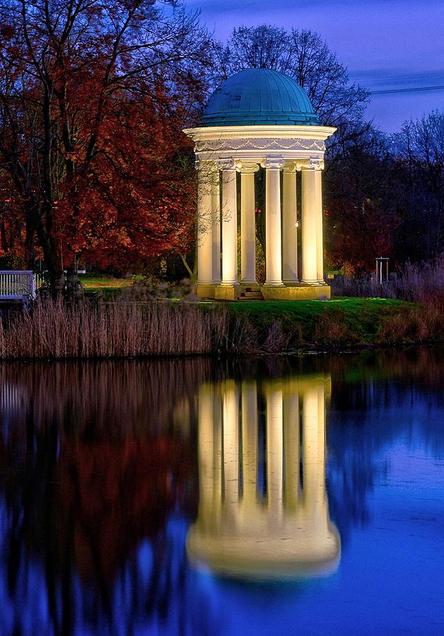 Pavillon am Weißen Haus zu Markkleeberg