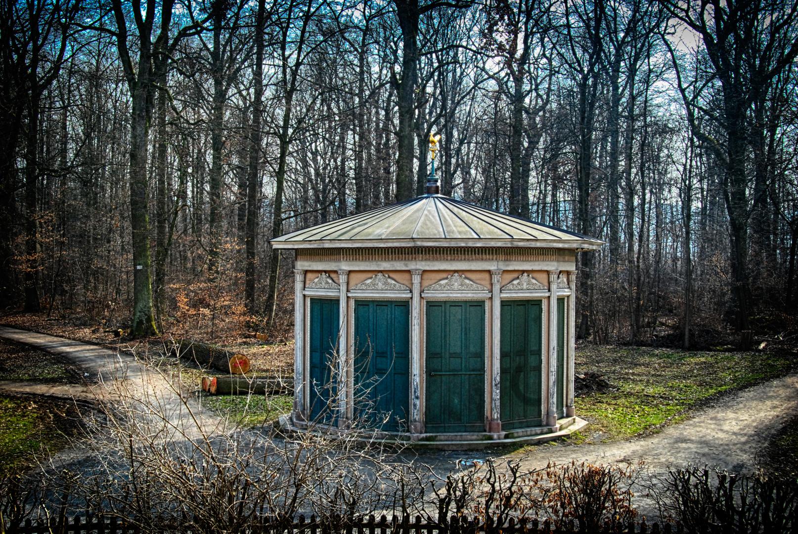 Pavillon, Fasanerie