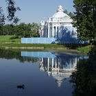 Pavillon im Park des Katharinenpalastes