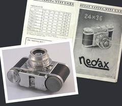 Paxette - alias Nedax