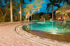 Payogan Resort bei Nacht