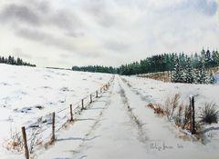 Paysage de neige (4)