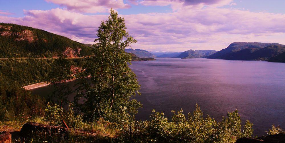 Paysage Norvegien