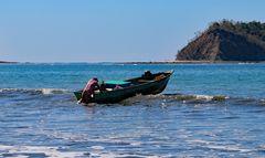 Pazifikküste der Playa Sámara, Costa Rica