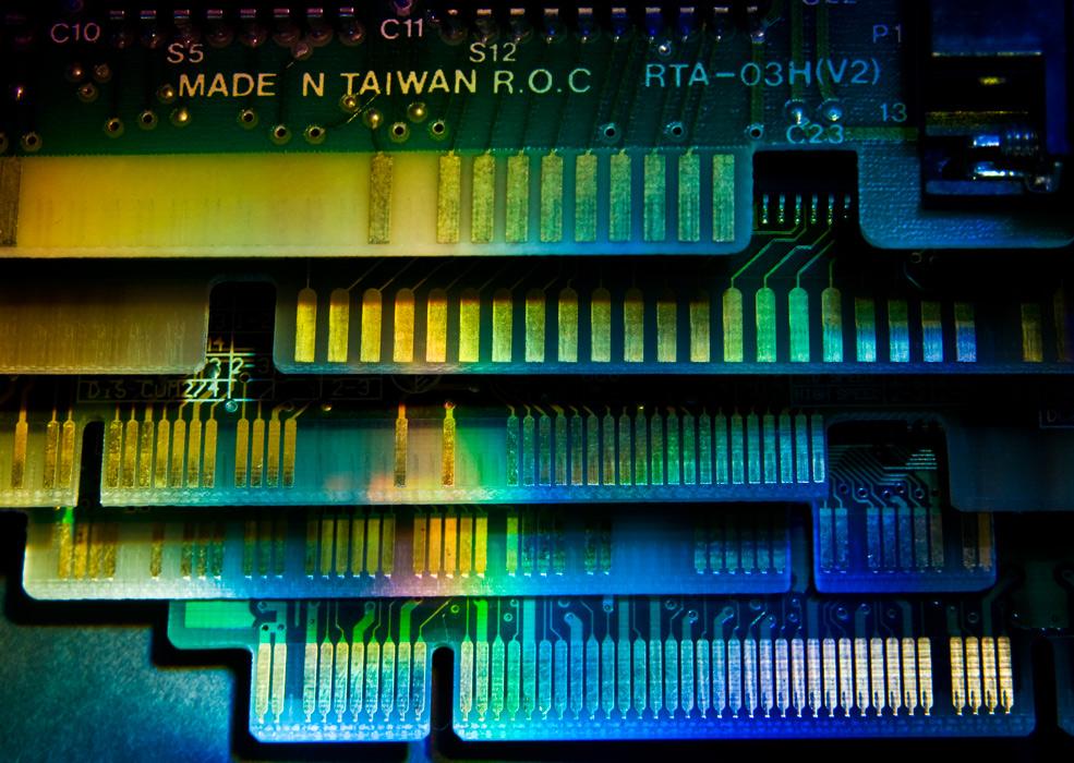 PC-RAP: ISA ISA VLB AGP PCI