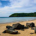 Peaceful Dam Trau beach