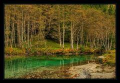 Peaceful nature