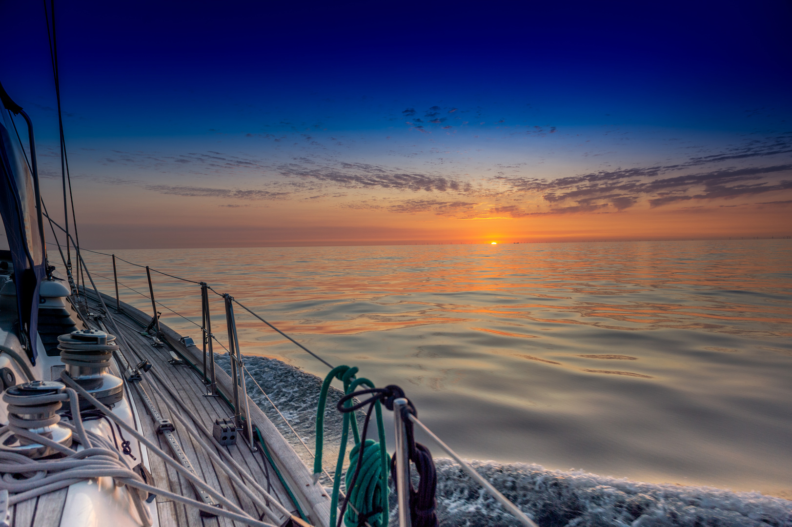 Peaceful Northsea