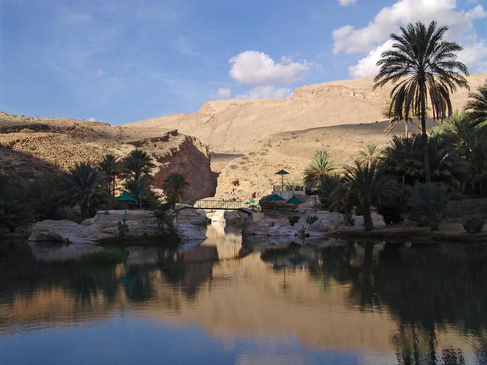 Peaceful Oman