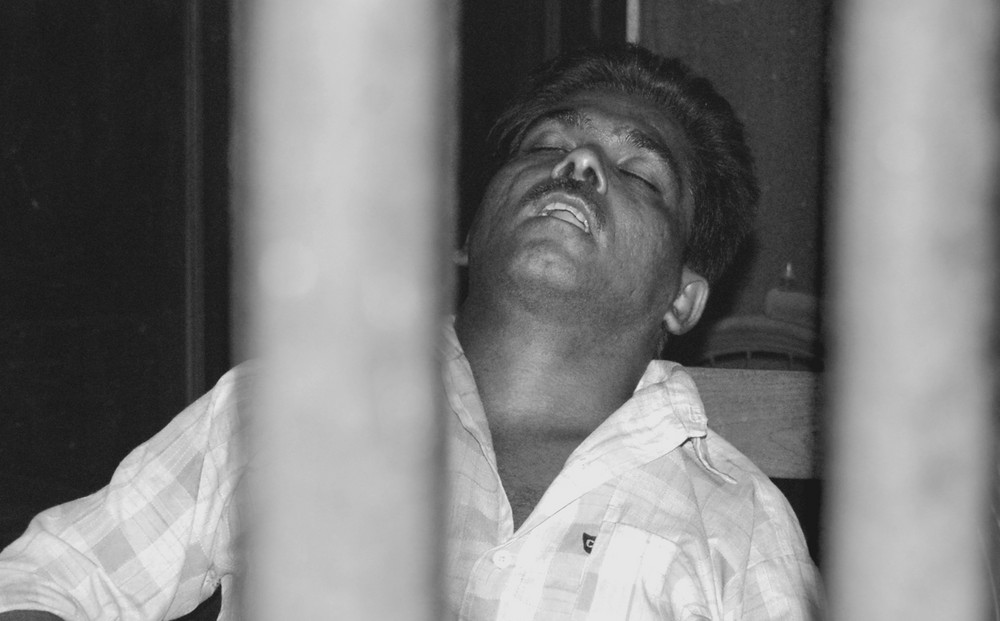 Peaceful Prisoner