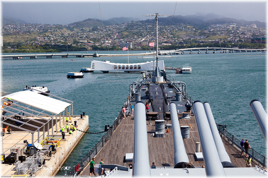Pearl Harbor ...
