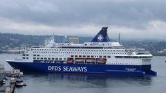 Pearl Seaways Fähre Kopenhagen/Oslo