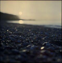 ...pebbles...