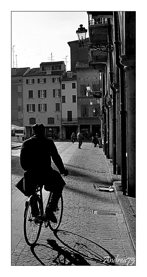 ...pedalando......