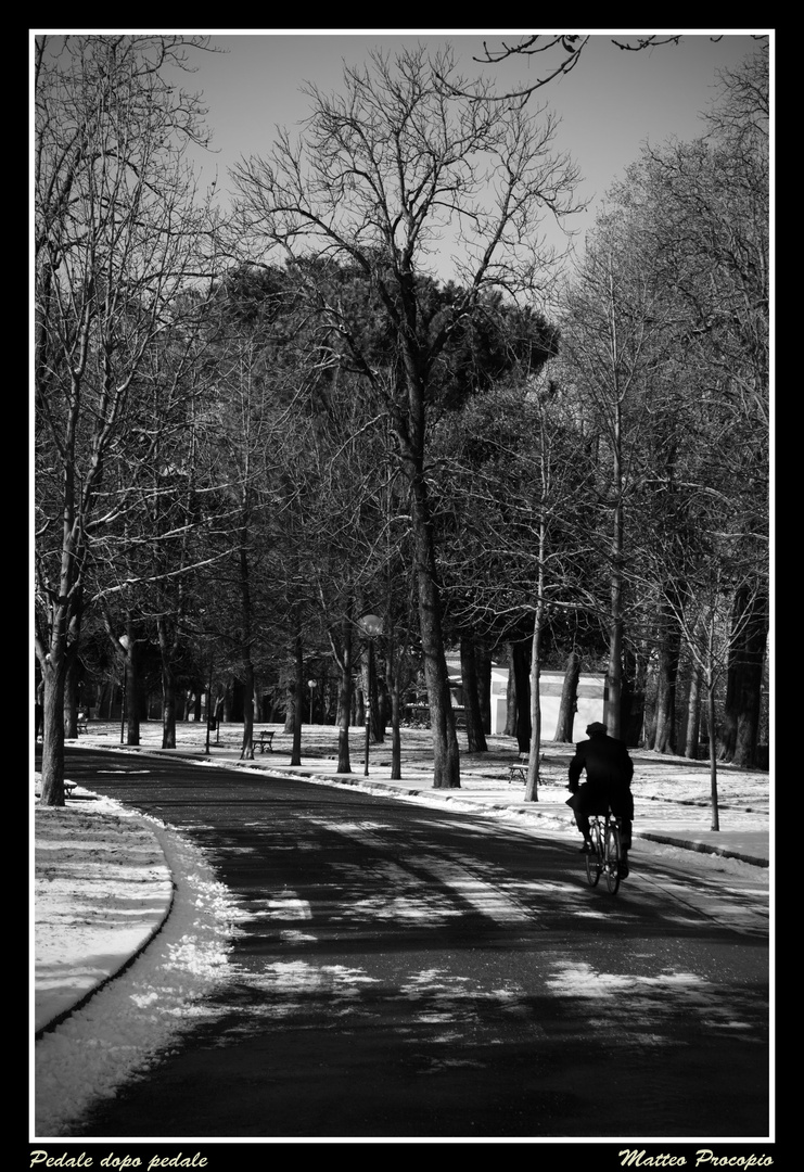 Pedale dopo pedale