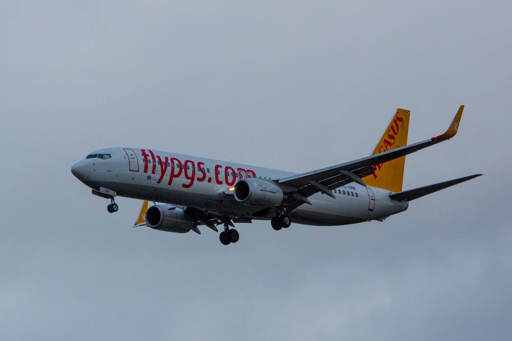 Pegasus Airlines - Boeing 737-800