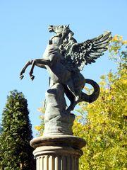 Pegasus Säule