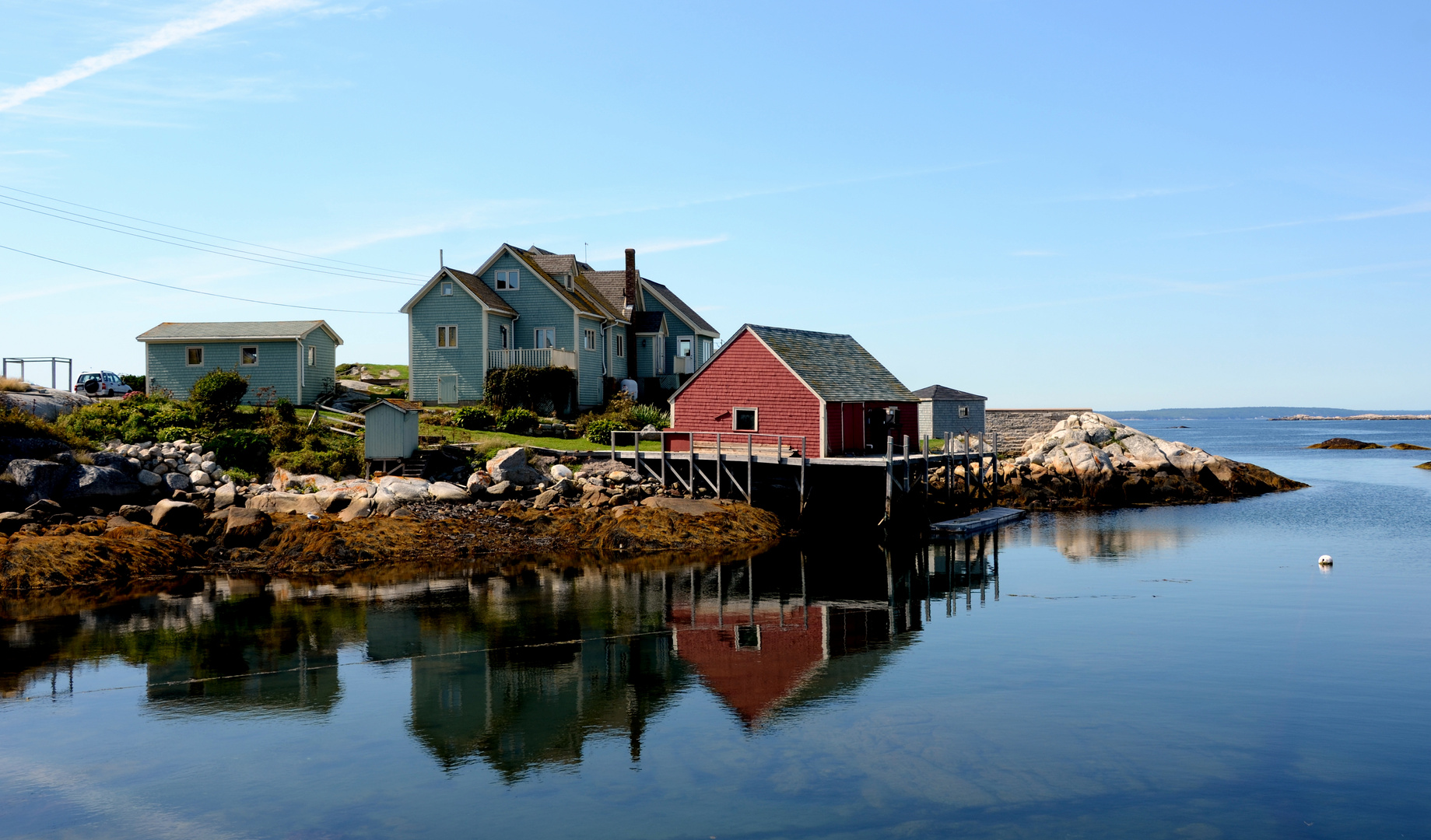 Peggy`s Cove