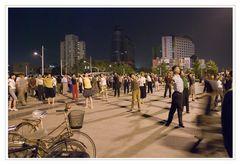 Peking bei Nacht...
