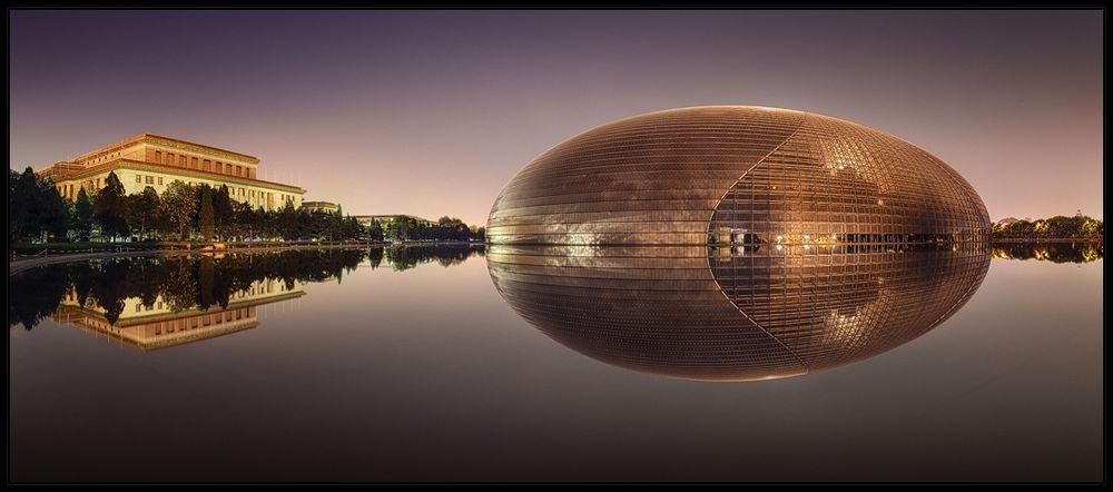 Peking . Oper
