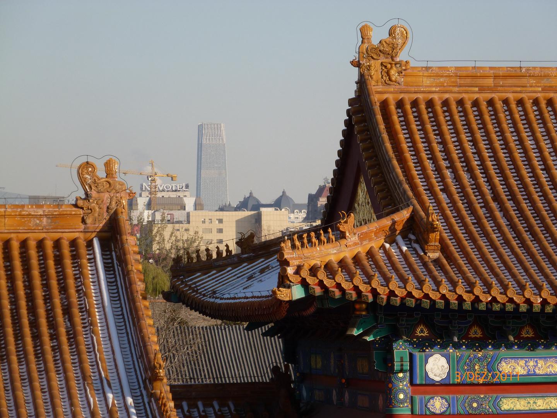 Peking - Tradition und Moderne