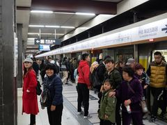 Peking - U-Bahn