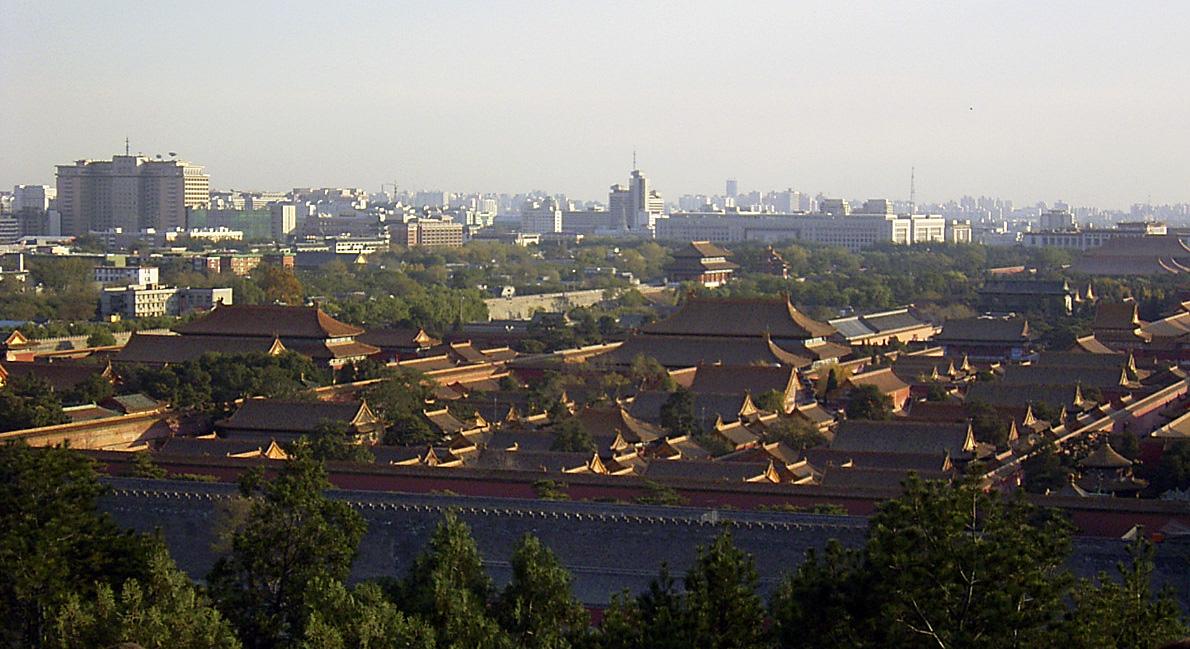 Peking,Gegensätze