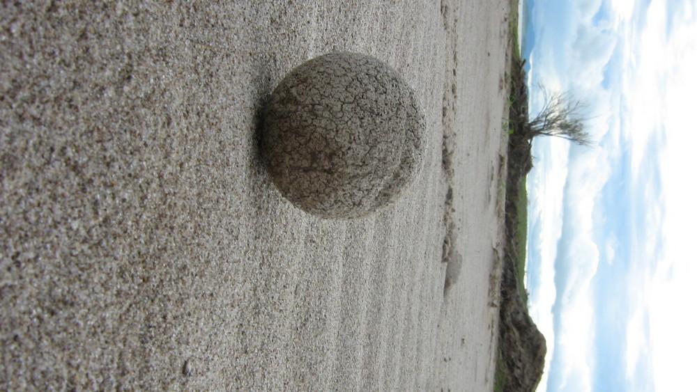 pelota de arena