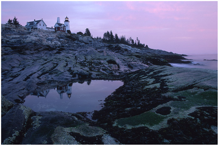 Pemaquid Lighthouse, USA