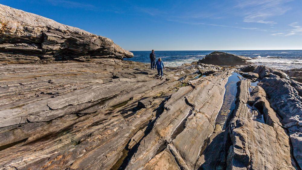 Pemaquid Point (Acadia Nationalpark, USA)