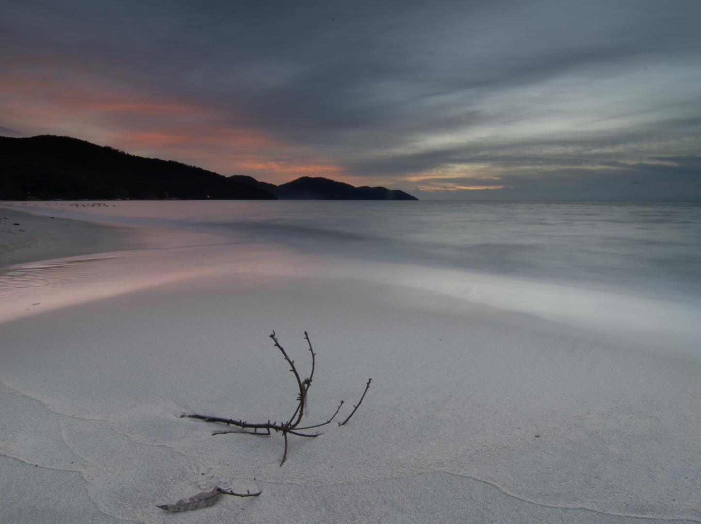 Penang island sunset