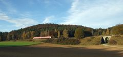 Pendolino bei Obermainsberg