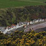 Pennan aus der Vogelperspektive, Schottland