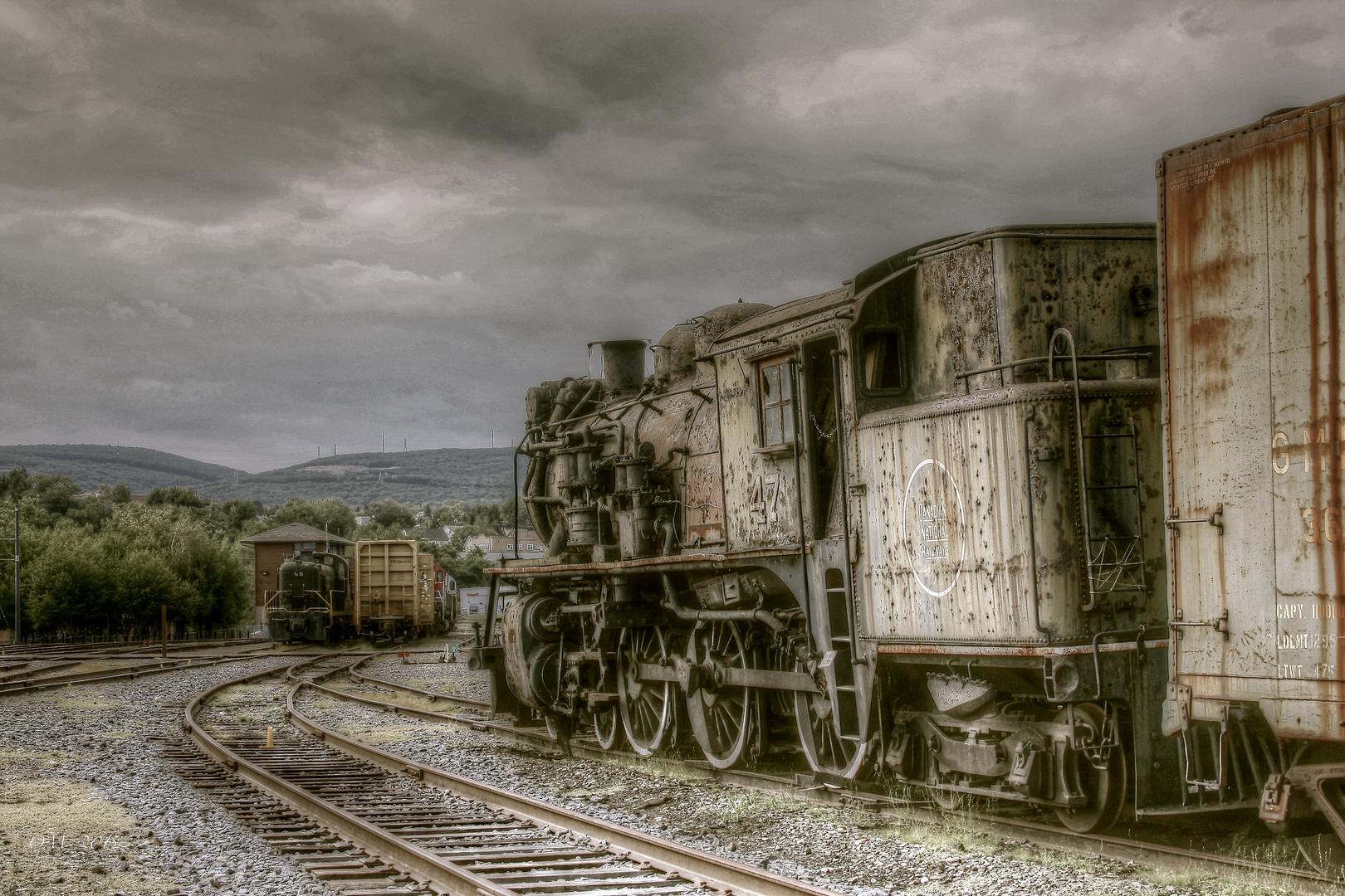 Pennsylvania, Steamtown National Historic Site.