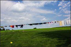 Pennsylvania   washing day  