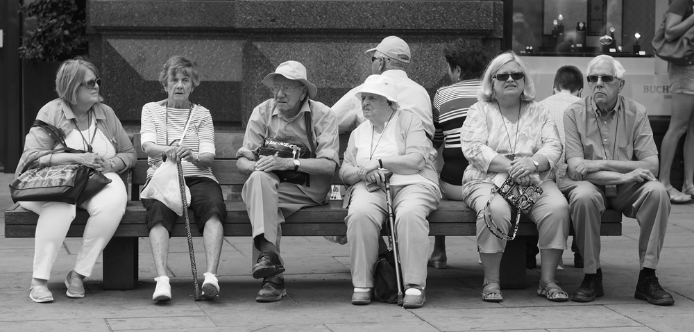 Pensionistenbankerl