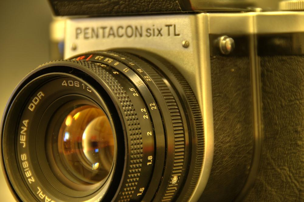 Pentacon six TL