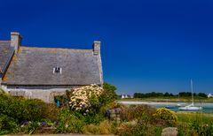 Penty Breton, Lesconil, Bretagne. France