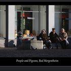 People and Pigeons, Bad Mergentheim